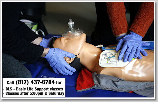 CPR Certification, CPR Classes, First Aid Training Classes