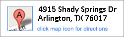 CPR certification training class location in Arlington TX | First Aid certification training class location in Arlington TX